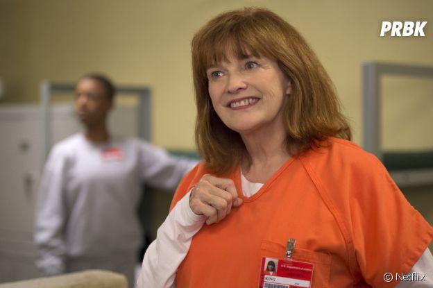 Orange is the New Black saison 4 : Judy King, nouvelle détenue de Lichfield