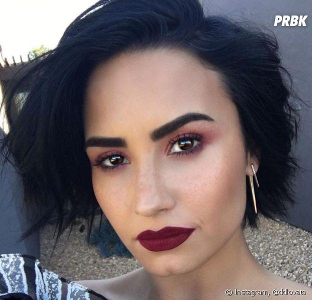 Demi Lovato se retire des réseaux sociaux.