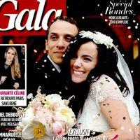 Alizée et Grégoire Lyonnet mariés : la première photo dévoilée dans Gala
