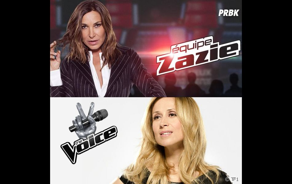 "Lara Fabian prête à remplacer Zazie dans ""The Voice"" ?"