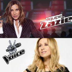 """""""The Voice"""" ✌ : Zazie remplacée par Lara Fabian ? La chanteuse sème le doute"""