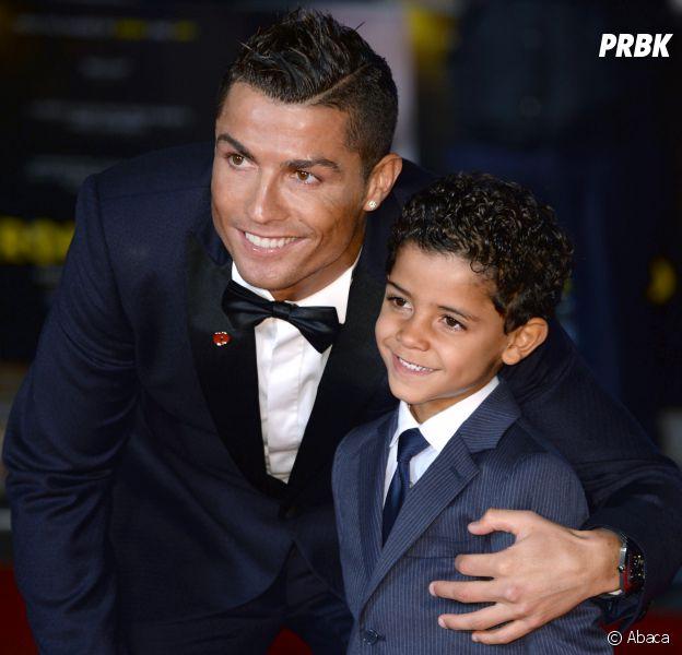 Cristiano Ronaldo : son fils Cristiano Jr ne connaît pas sa mère.