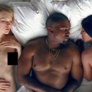 """""""Famous"""" de Kanye West : Kim Kardashian et Taylor Swift nues dans son nouveau clip polémique 🍑"""