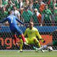 Antoine Griezmann : son deuxième but face à l'Irlande en 8èmes de finale de l'Euro 2016