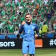 Antoine Griezmann qualifie la France pour les quarts de l'Euro 2016