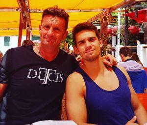 Pascal (Koh Lanta 2016) présente son fils sur Instagram