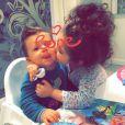 Emilie Nef Naf fait passer ses enfants avant tout.