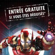 Marvel Avengers Station L'Exposition : participez à la journée des super-héros