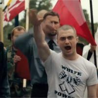 Daniel Radcliffe rasé et nouveau nazi dans le film Imperium