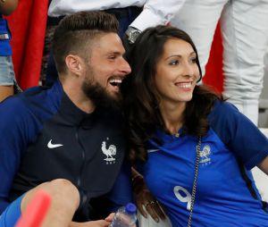Olivier Giroud : moment complice avec sa femme Jennifer Giroud