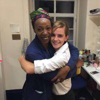 Harry Potter : Emma Watson rencontre la nouvelle Hermione et est sous le charme