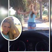 Shakira filmée et moquée par Gerard Piqué durant... un selfie