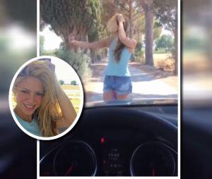 Shakira filmée et moquée par Gerard Piqué à cause d'un selfie