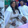 Sarah Fraisou dévoile ses fiançailles avec Malik sur Snapchat et Periscope