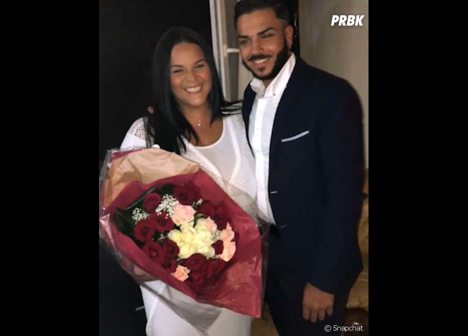 Sarah Fraisou (Les Anges 8) et Malik se confient sur leurs fiançailles, ce vendredi 8 juillet 2016