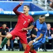 Dimitri Payet insulté et menacé de mort après la blessure de Cristiano Ronaldo à l'Euro 2016