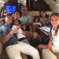 Cristiano Ronaldo : après la victoire du Portugal, CR7 s'offre des vacances en famille 🏖