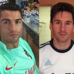 Cristiano Ronaldo en vacances à Ibiza avec...Lionel Messi