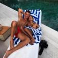Après l'Euro 2016, Cristiano Ronalo profite de son fils en vacances