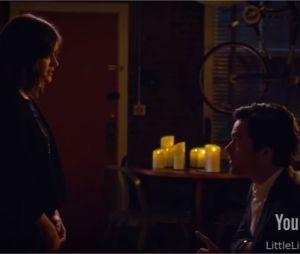 Pretty Little Liars saison 7, épisode 5 : Ezra demande Aria en mariage