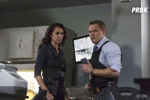 Blacklist saison 3 : Samar et Ressler vont coucher ensemble