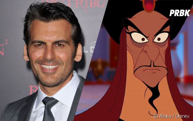 Once Upon a Time saison 6 : Oded Fehr est Jafar