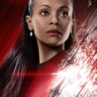 Star Trek Sans Limites : découvrez Zoe Saldana, la nouvelle égérie de la SF au cinéma