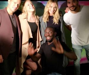 Suicide Squad : le squad français (Jérémy Nadeau, Patrick Mendy et Emy Ltr) ont rencontré les acteurs.