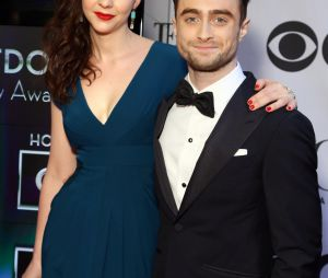 Daniel Radcliffe et Erin Darke aux Tony Awards 2014