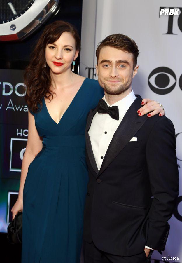 Daniel Radcliffe et Erin Darke aux Tony Awards 2014