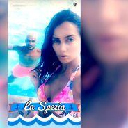 Julien Tanti et Manon Marsault : vacances en amoureux en Italie... et panique à bord !