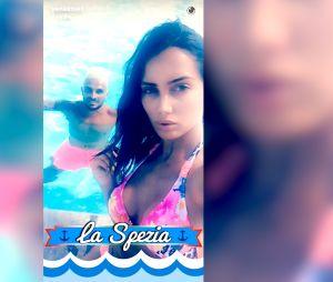 Julien Tanti et Manon Marsault : vacances en amoureux en Italie !