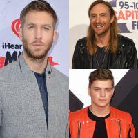 Calvin Harris, David Guetta, Martin Garrix... voici les 10 DJs les mieux payés du monde