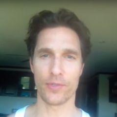 Matthew McConaughey, Youtuber raté... jusqu'à ce qu'un internaute s'en mêle !
