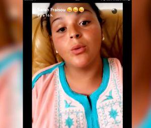 Sarah Fraisou : son ex Malik l'a-t-il frappé ? Elle balance des enregistrements téléphoniques