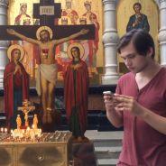 Un youtubeur russe risque 5 ans de prison pour avoir joué à Pokemon Go... dans une église !