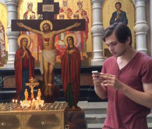 Le youtubeur russe Ruslan Sokolovsky risque 5 ans de prison pour avoir joué à Pokemon Go... dans une église !
