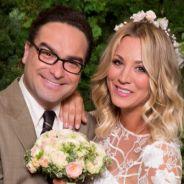 The Big Bang Theory saison 10 : premières images du mariage, la famille de Penny se dévoile