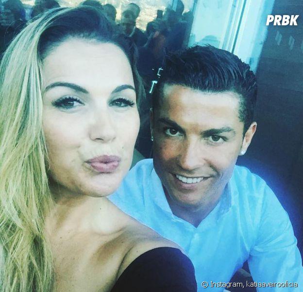 Katia Aveiro : la soeur de Cristiano Ronaldo sexy sur Instagram