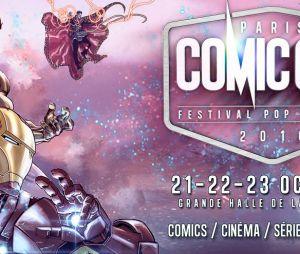Comic Con Paris 2016 : le trailer de l'évènement
