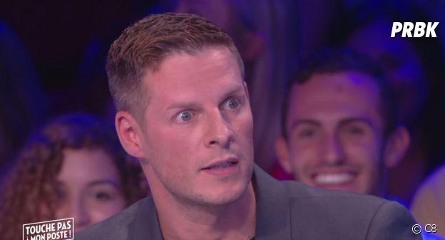 """Matthieu Delormeau apprend qu'il obtient sa propre émission, """"Il en pense quoi Matthieu ?"""" sur le plateau de TPMP le mardi 20 septembre 2016"""