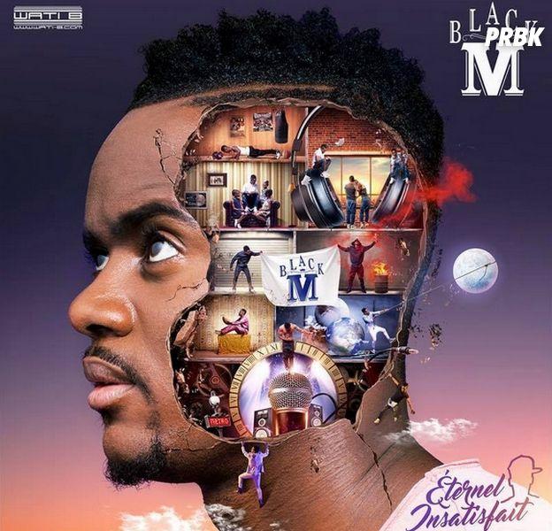 La pochette de l'album de Black M