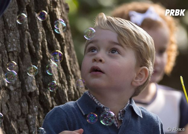 Le Prince George au Canada le 30 septembre 2016