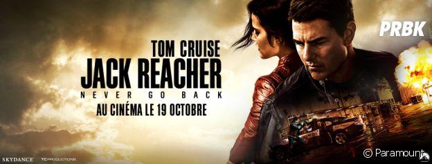 Jack Reacher Never Go Back au cinéma dès le 19 octobre 2016.