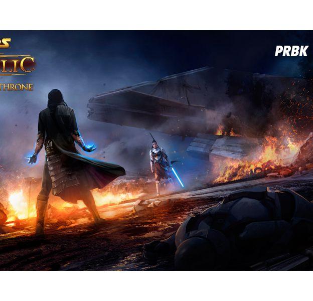 Star Wars The Old Republic bientôt adapté en série sur Netflix ?