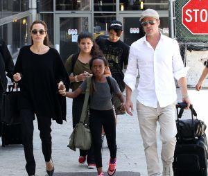 Brad Pitt et Angelina Jolie divorcent : l'acteur un père violent ? La police ouvre une enquête