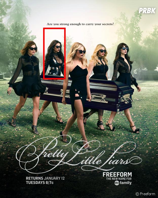 Pretty Little Liars saison 7 : qui est A.D. ? Une nouvelle théorie fait son apparition