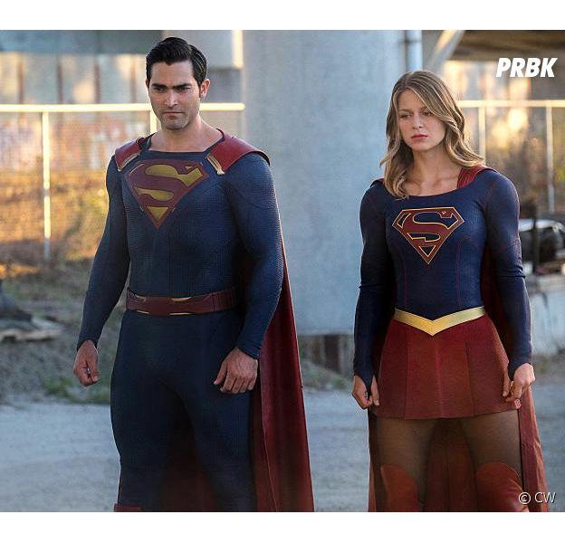 Supergirl saison 2 : bientôt un spin-off sur Superman ?