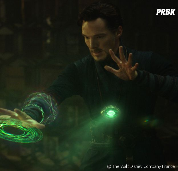 Doctor Strange : Benedict Cumberbatch nous ensorcelle