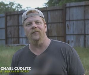 The Walking Dead saison 7 : message de Michael Cudlitz